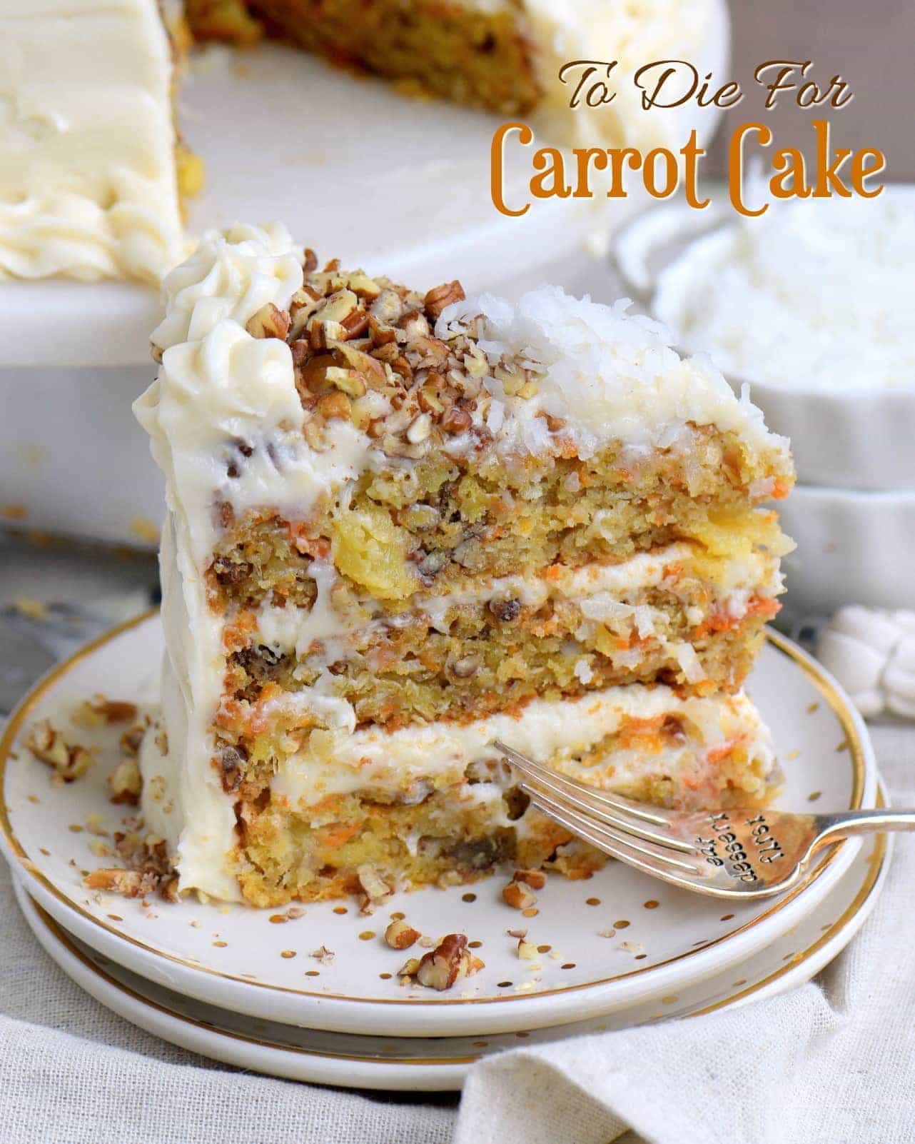 To For Carrot Cake