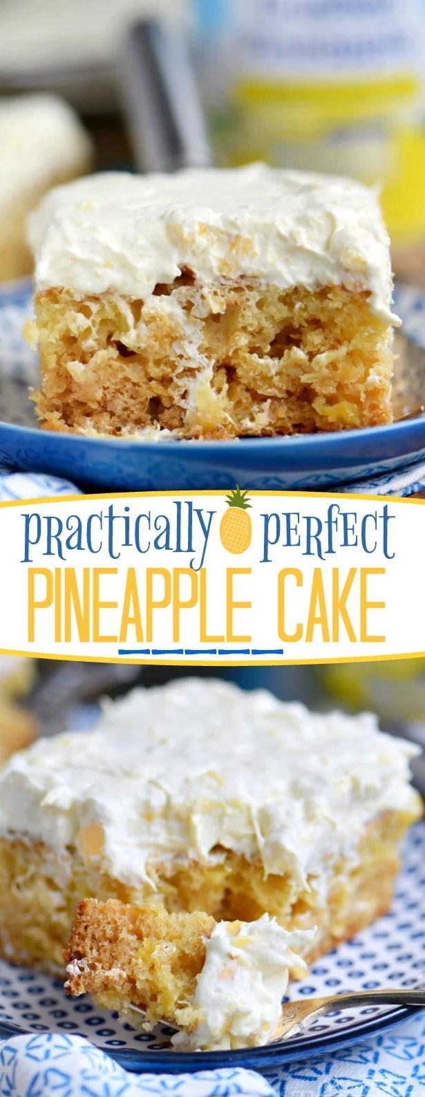 Pineapple Cake 9x13