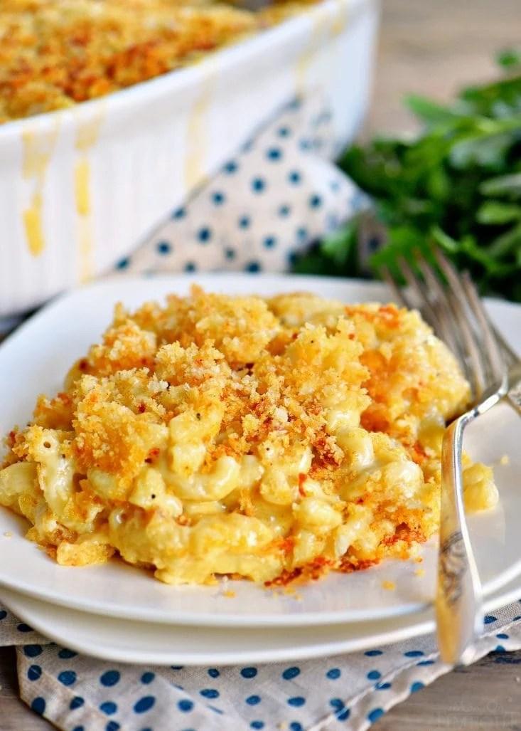 Mac And Cheese Casserole - christmas casserole