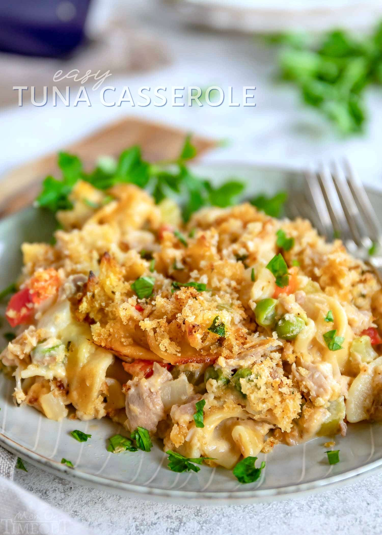 4 Grown Up Tuna Noodle Casserole Recipe