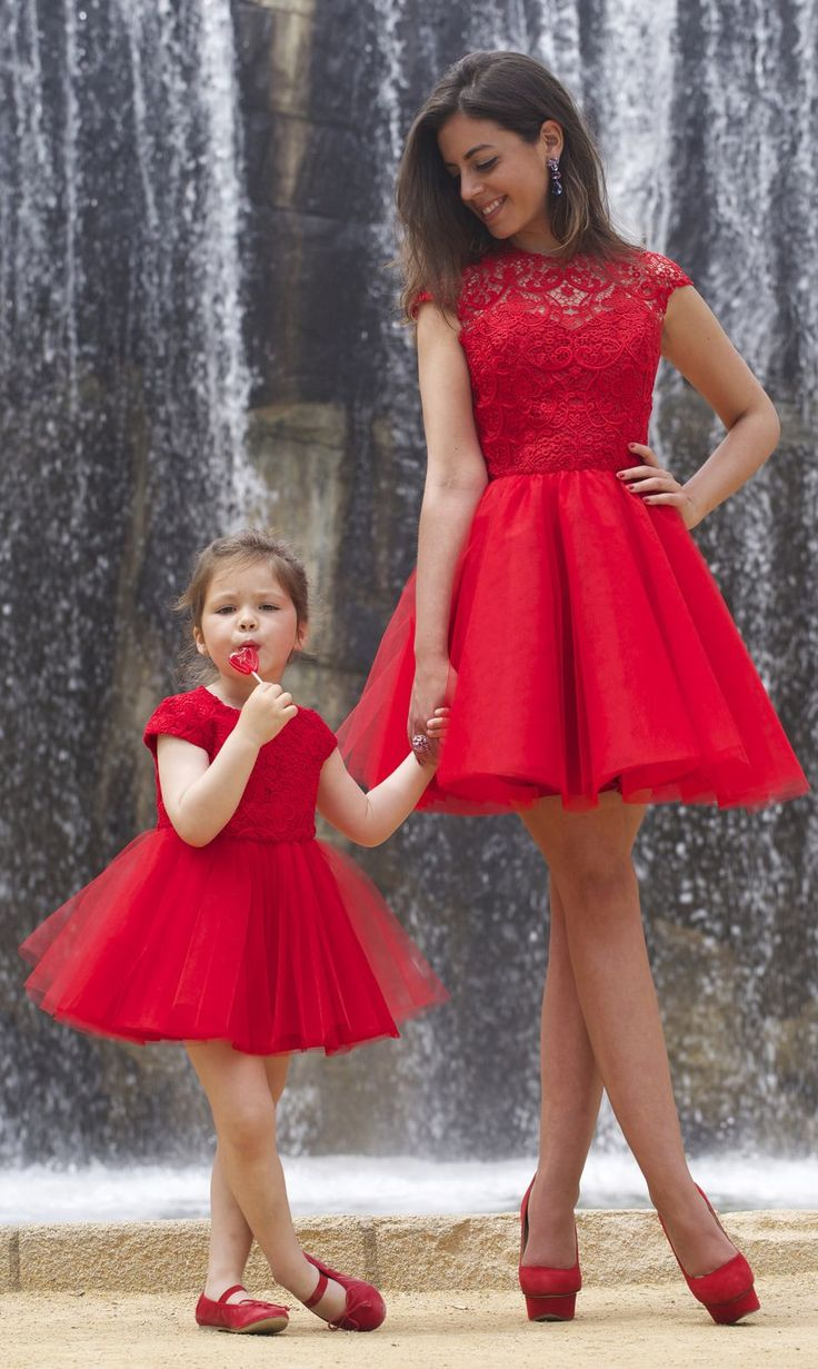 40 Adorable Mother Amp Daughter Outfits Momooze