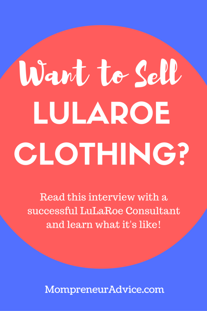 Want to Sell LuLaRoe? Here's An Interview with LuLaRoe Consultant Rhonda Marie