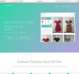RoeWithMe Online Pop Up Boutique Management - mompreneuradvice.com
