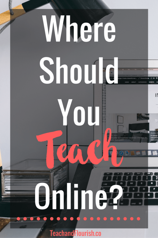 Where Should You Teach Online Classes? Skillshare, Udemy, Teachable or Thinkific