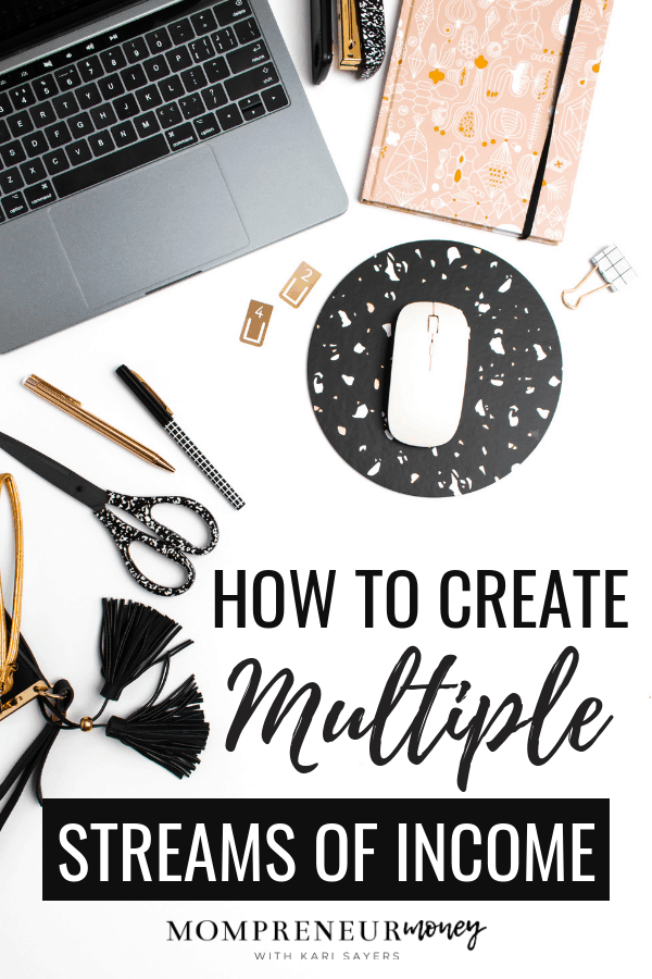 How to Create Multple Income Streams on Your Blog
