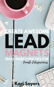 Ready to learn how to quickly and easily create opt-ins so you can grow your email list? This book will help you better understand email marketing and the magic of lead magnets.