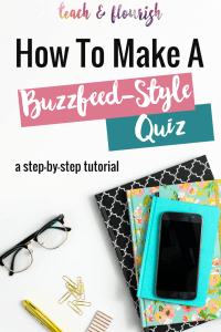 Make a Buzzfeed-Style Quiz to Grow Your Email List