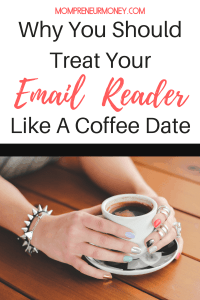 Treat Your Email Reader Like A Coffee Date