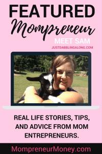 Featured Mompreneur