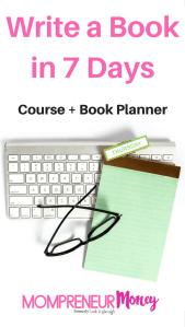 Write a Book in 7 Days