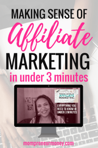 Making Sense of Affiliate Marketing in Less Than 3 Minutes