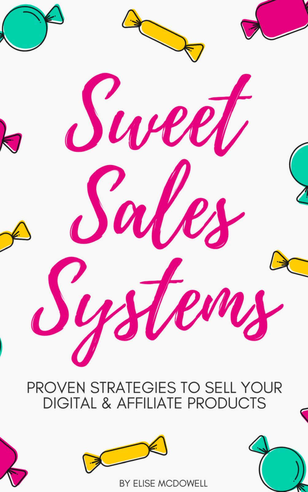 Learn how to create a profitable sales system to sell your digital and affiliate products.