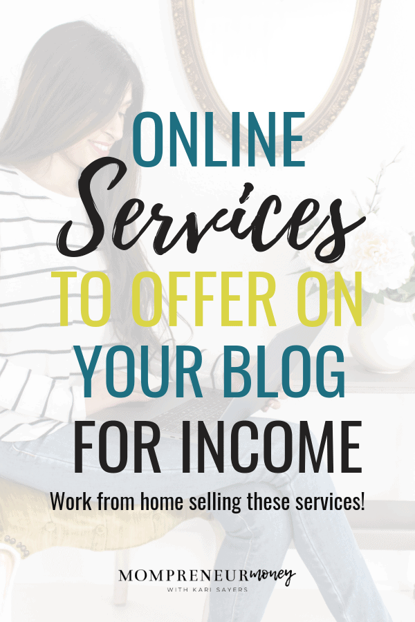 10 Services to Sell for More Income