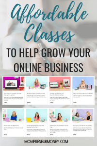 Online Classes for Female Entrepreneurs