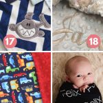 20 Personalized Baby Blanket Boy Gifts Personalized Homemade