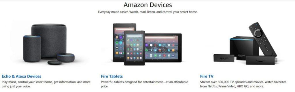 blog niche 利基- Amazon亞馬遜從書店變百貨,又推自有產品