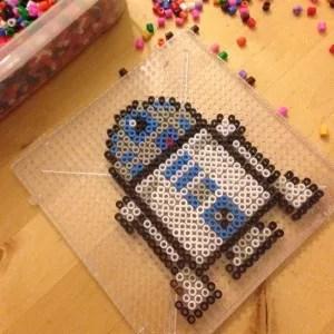 Hama Maxi Bugeln Perlen Thimble Toys