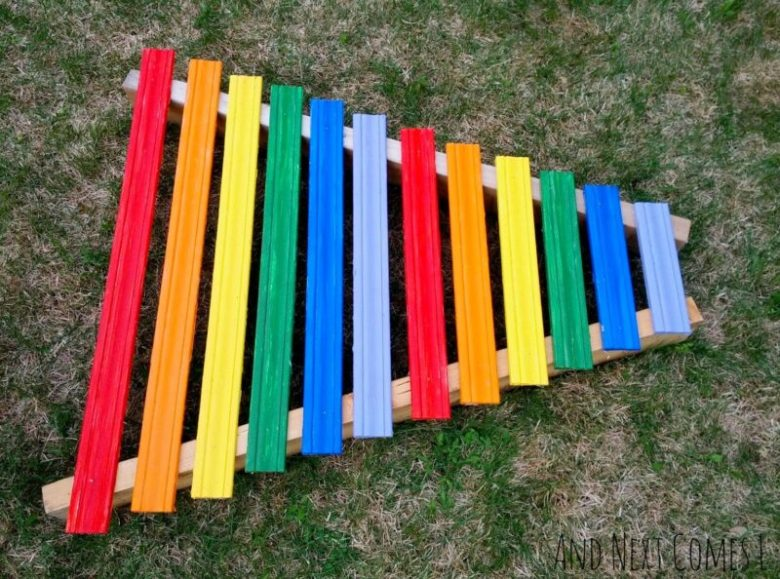 diy musical instruments – moms and crafters