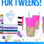 Birthday Party Crafts For Tweens Moms And Crafters