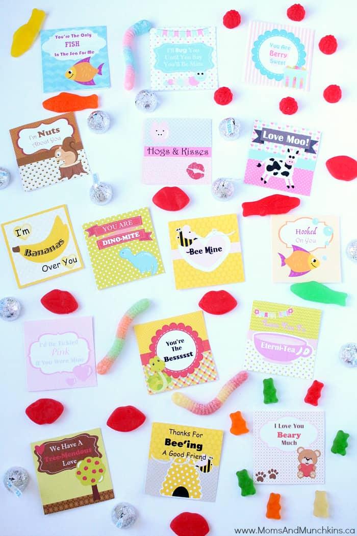 Valentine Puns With Valentine Ideas Moms Amp Munchkins