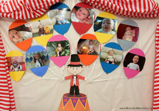 Circus Party Ideas For Kids Moms Amp Munchkins