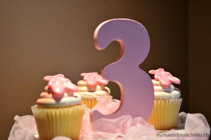 Ballerina Birthday Party Amp Tutu Cute Ideas Moms Amp Munchkins
