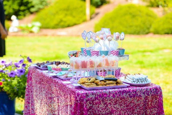 Bubble Party Ideas Decorations Food Activities More