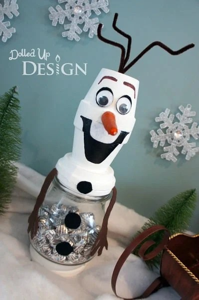 Olaf Craft Do You Want To Build A Snowman