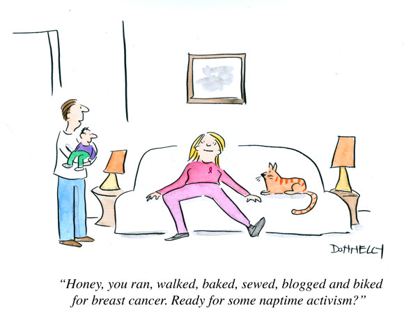 Cancer Cartoons And Comics Funny Pictures From Cartoonstock
