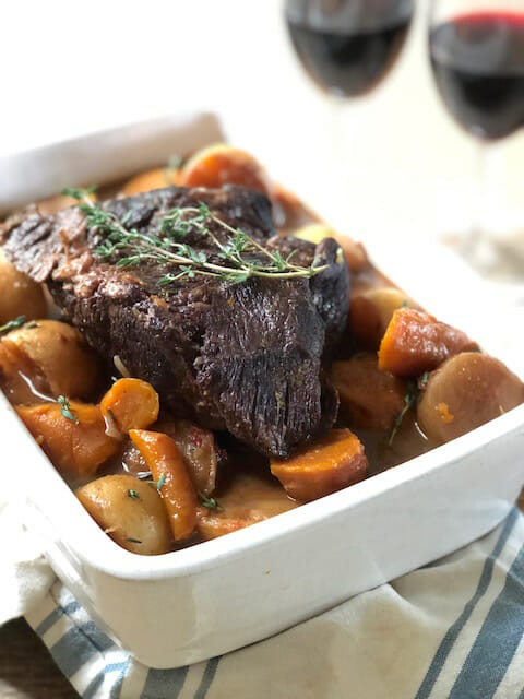 Image Result For How Do I Cook A Pot Roast In The Oven