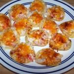 Seafood Nachos Appetizer Recipe
