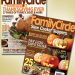 Get a 2 Year Subscription to Family Circle for $7 – 88% Off