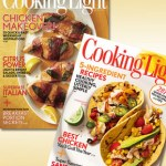 Get a Two Year Subscription to Cooking Light for $15
