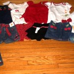 Great Savings at Gymboree:  My Daughter's Entire Summer Wardrobe for $73.46