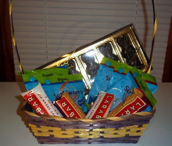 Whats in our dairy free gluten free easter baskets moms plans this year planning easter baskets was a bit trickier since they had to have treats that are both dairy free and gluten free negle Image collections