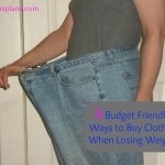 5 Ways to Buy Clothes on a Budget When You Are Losing Weight