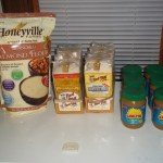 Getting Our Grocery Budget Back in Shape:  A July Pantry Challenge, Sort Of