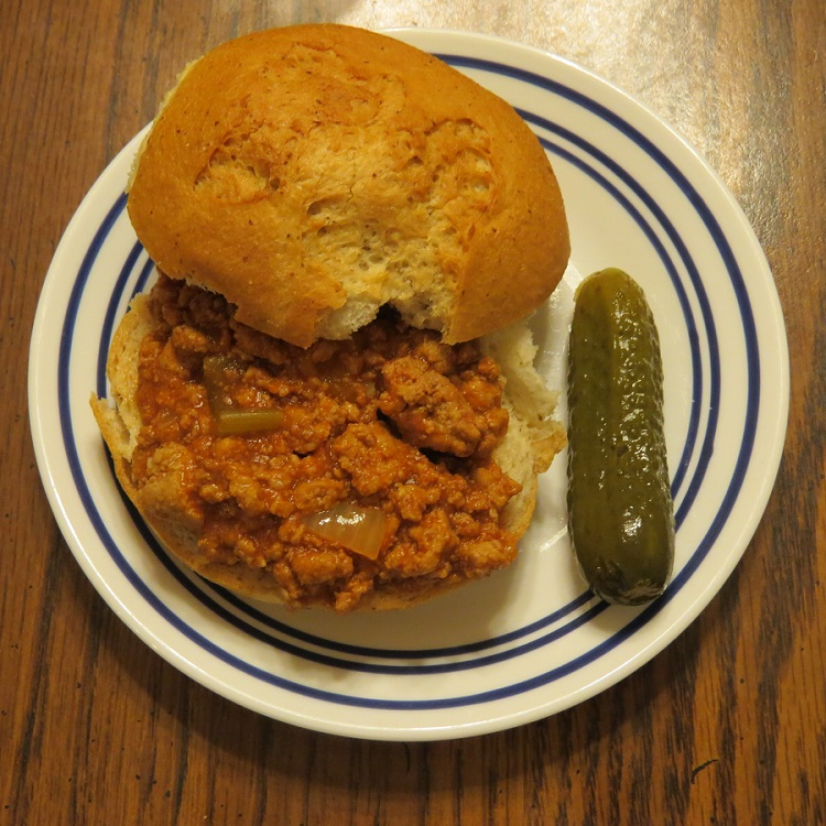 Sloppy Joes for a Crowd--Made Healthier