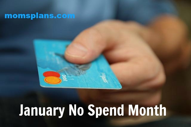 January No Spend Month
