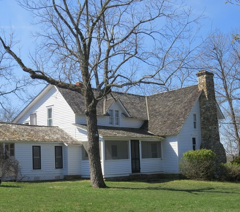 Laura Ingalls Wilder Rocky Ridge Farm House