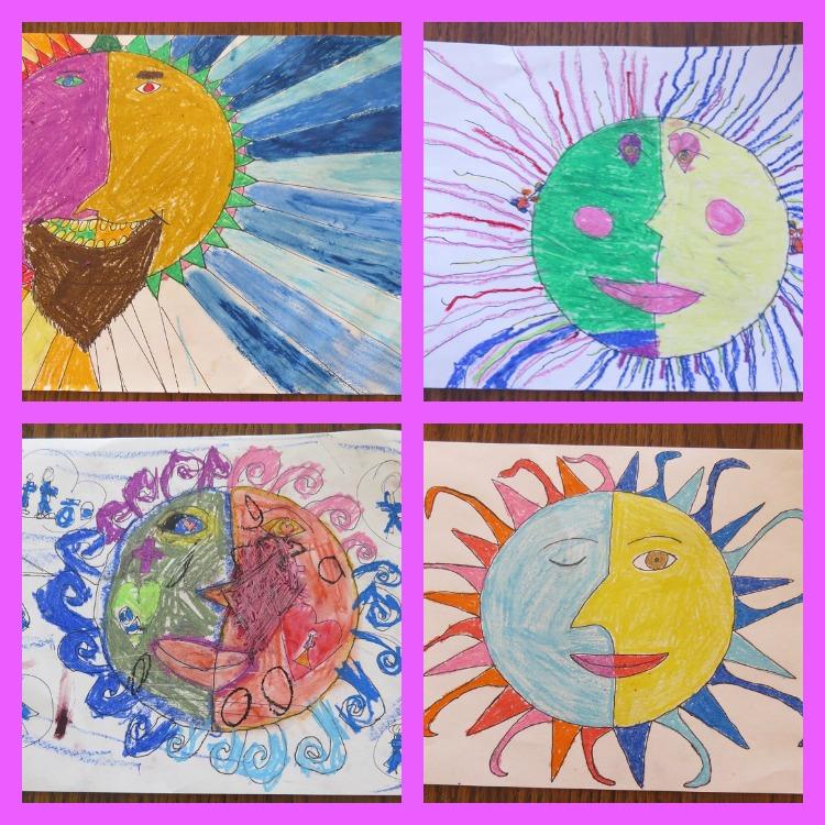 Four Suns ArtAchieve