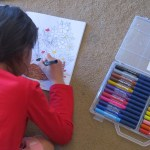 Homeschool Crew Review: Magic Stix Washable Markers (and a Giveaway!)