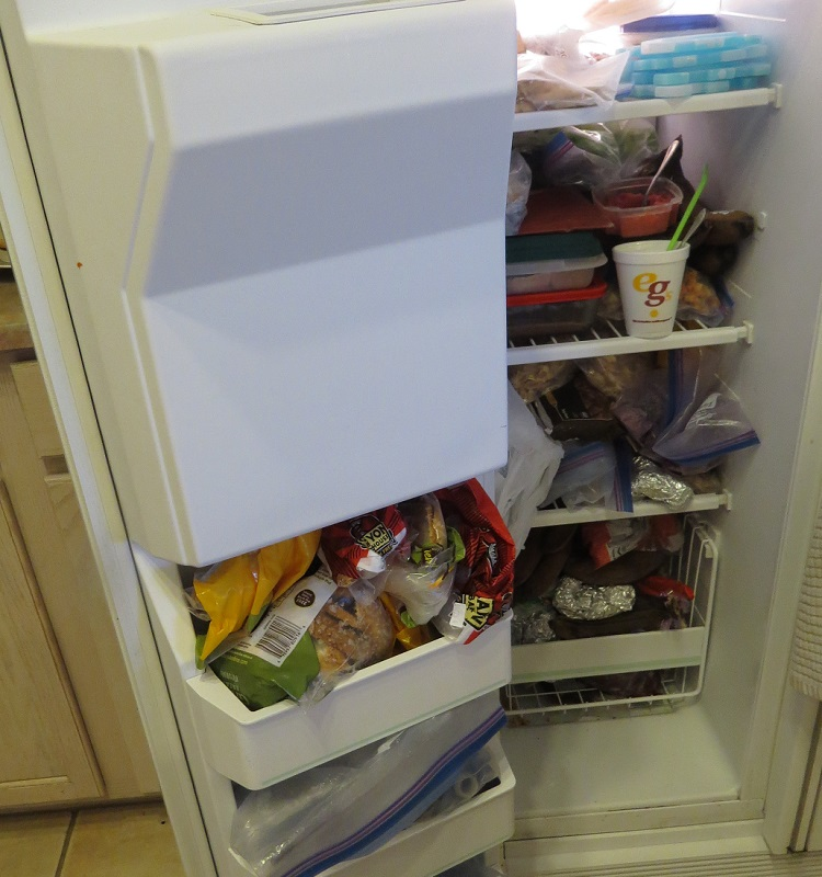 Fantastic Kitchen Freezer Clean Out Shelves 1 And 2 Moms Plans Home Interior And Landscaping Transignezvosmurscom