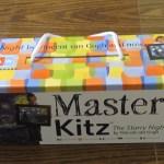 Homeschool Crew Review:  Kidzaw Master Kitz The Starry Night