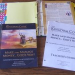 Homeschool Crew Review: The Kingdom Code & A Giveaway!!