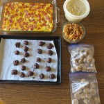 Meals and Snacks I Made Ahead This Weekend, June 30, 2019