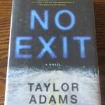 No Exit by Taylor Adams: A Book Review