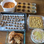 Meals & Snacks I Made Ahead & Our Menu Plan, August 11, 2019
