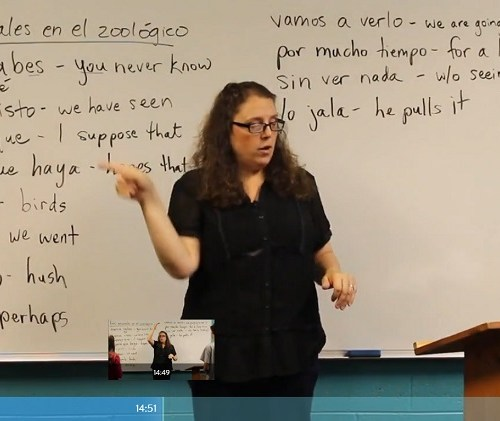 Excelerate SPANISH Review