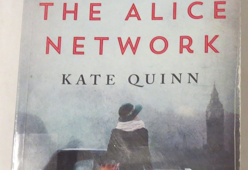 The Alice Network by Kate Quinn {A Book Review}